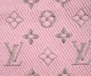 pink, louis, and vuitton image
