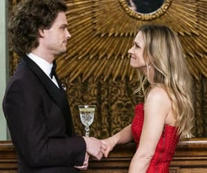 criminal minds, matthew gray gubler, and jennifer jareau image