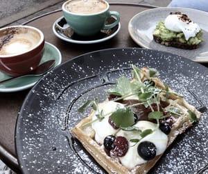 coffee, espresso, and latte image