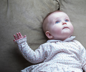 adorable, baby girl, and delicate image