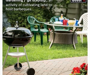portable charcoal grill image