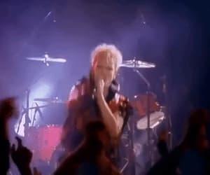 gif, billy idol, and rebel yell image