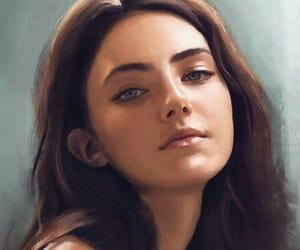 3D art, girl art, and 🎨 image