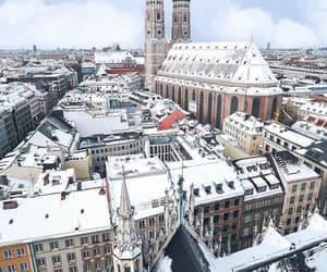 germany, munich, and travel image