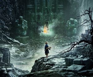 hobbit, movie, and lordoftherings image