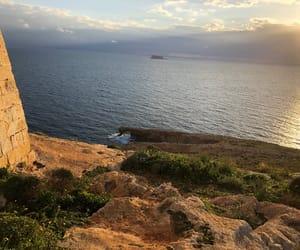 malta, sea, and travelling image