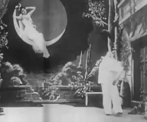 gif, george melies, and a moonlight serenade image