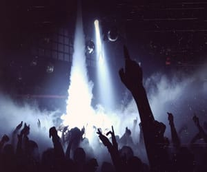 night and nightclub image