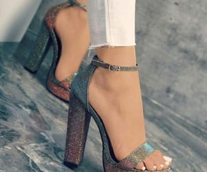 ankle, heels, and ankles image