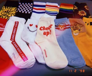 aesthetic, photography, and socks image