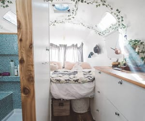 bohemian, travel, and bedroom image