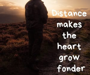 long distance, love, and Relationship image