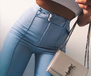 belt, fashion, and purse image