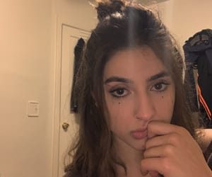 eyes, hair, and pretty image