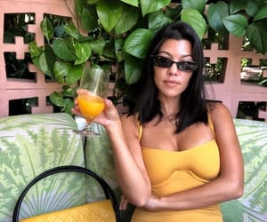 kourtney kardashian, outfit, and kourtney image