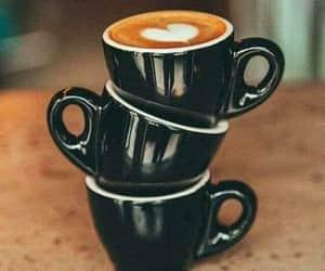 herz, Kaffee, and liebe image