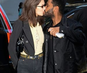 aesthetic, couple, and the weeknd image