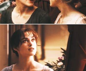 elizabeth bennet, elizabeth bennett, and mr darcy image