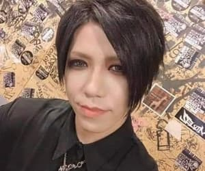 aoi, japan, and guitarrist image