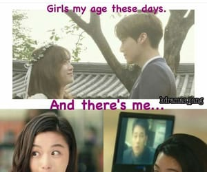 funny, ha ha, and Korean Drama image