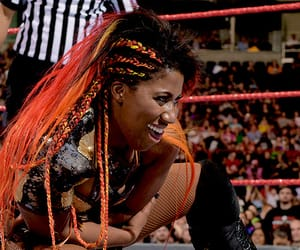 wwe, ember moon, and alexa bliss image