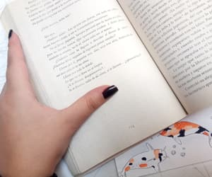 book, pages, and spanish image