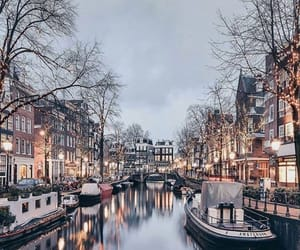 amsterdam, beautifull, and thenetherlands image