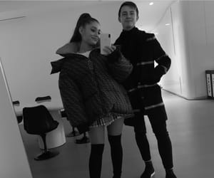 ariana grande and friends image