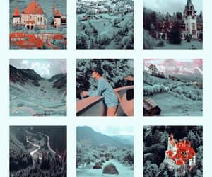 bts, theme, and transylvania image