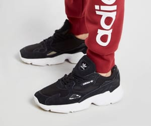 adidas, black, and falcon image