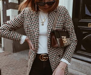 chic, fashion, and outfit image