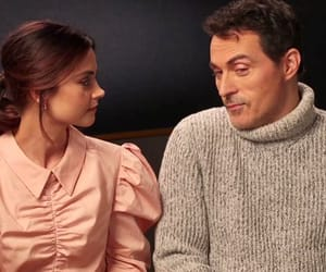 rufus sewell, victoria, and lord melbourne image