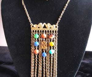 etsy, 1960's jewelry, and 1970s jewelry image