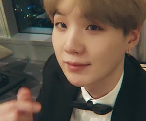 suga, bts, and yoongi image