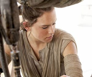star wars, episode 7, and rey image
