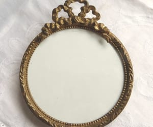 etsy, wedding frame, and gold picture frame image