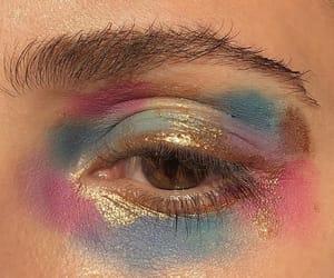 cosmetic, cosmetics, and eyeliner image
