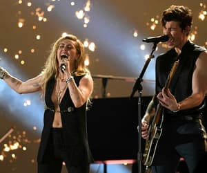 grammys, mendes army, and miley cyrus image