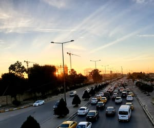 baghdad, car, and morning image