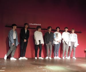 sejun, byungchan, and victon in europe image