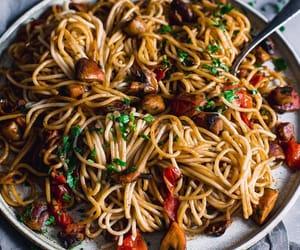 crave, passion, and spaghetti image