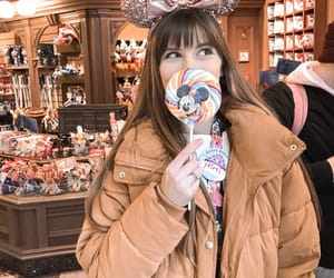 candy, disney, and disney park image