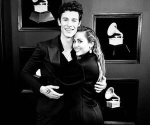 shawn mendes, miley cyrus, and grammys image