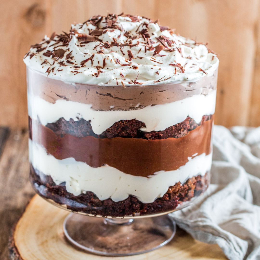 Brownie Dessert Trifle Recipes Shared By Gshayshay1933