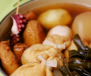 food, japanese food, and oden image