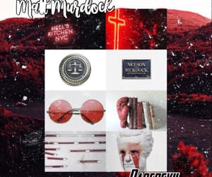 aesthetic, daredevil, and matt murdock image