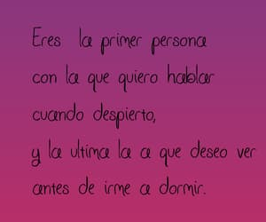 amor, frases, and querer image