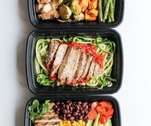 healthy, diet, and food image