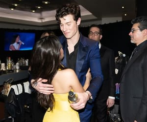 shawn mendes, camila cabello, and grammys image