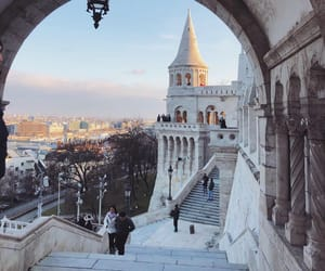 architecture, beautiful, and hungary image